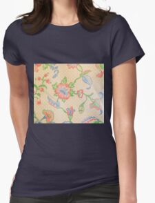 Floral background  Womens T-Shirt