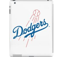 los angels of anaheim iPad Case/Skin