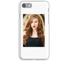 Red Lip Keren iPhone Case/Skin