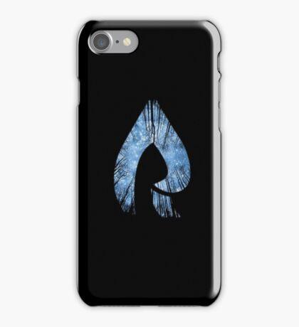 Faze Rain | Raindrop | Forest | Black Background | [HIGH QUALITY] iPhone Case/Skin