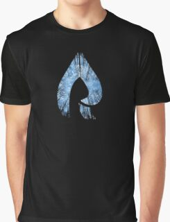 Faze Rain | Raindrop | Forest | Black Background | [HIGH QUALITY] Graphic T-Shirt