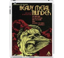 Heavy Metal Thunder iPad Case/Skin