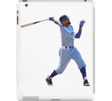 los angels dodgers iPad Case/Skin