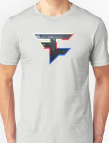 Faze 2.0 | World Logo | White Background T-Shirt