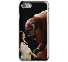 Ludo and Sarah - Labyrinth - Painting iPhone Case/Skin