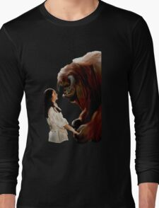 Ludo and Sarah - Labyrinth - Painting Long Sleeve T-Shirt