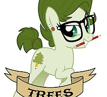 Trees The Reclusive Artist by Lostinthetrees
