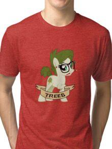 Trees The Reclusive Artist Tri-blend T-Shirt