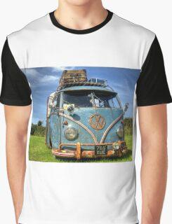 Blue VW Graphic T-Shirt