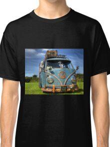 Blue VW Classic T-Shirt