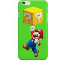 Mario Jumping iPhone Case/Skin