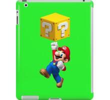 Mario Jumping iPad Case/Skin