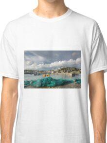 Mevagissey Harbour Classic T-Shirt