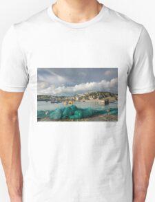 Mevagissey Harbour T-Shirt