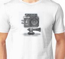 Action Camera Unisex T-Shirt