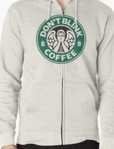 Weeping Angel of Original Starbucks Logo T-Shirt
