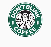 Weeping Angel of Original Starbucks Logo Unisex T-Shirt