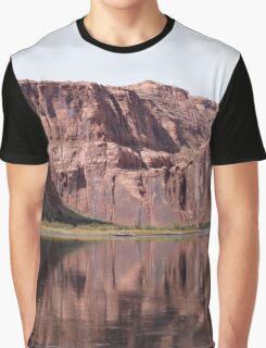 Canyon Reflections Graphic T-Shirt