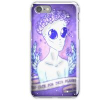 ☆☠ Pastel | Goth | Alien ☠☆  - [V.1 Original Design] - iPhone Case/Skin