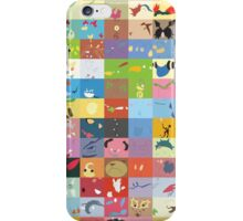 All Johto Wallpapers iPhone Case/Skin
