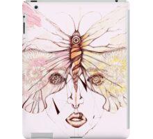 Pink Vision iPad Case/Skin
