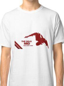 The Solo Mid League of Legend Zed Classic T-Shirt