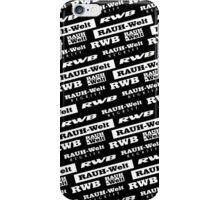 RWB iPhone Case/Skin