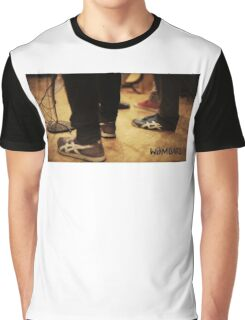 The Wombats Feet Graphic T-Shirt