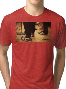 The Wombats Feet Tri-blend T-Shirt