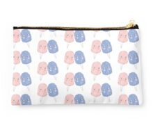Cute Cotton Candy - Rose Quartz & Serenity Studio Pouch