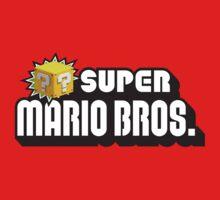 SUPER MARIO BROS. QUESTION BOX! by GsusChrist
