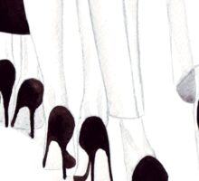 Shoes Shoes Shoes... Sticker