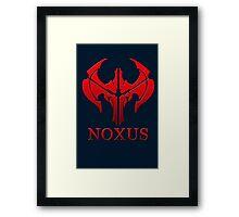 Noxus Framed Print
