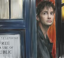 The Tenth Doctor by Mat Hall