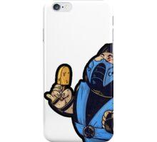 Fat Subzero iPhone Case/Skin