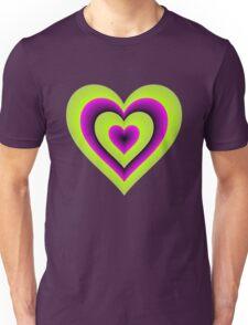 Expanding Heart Unisex T-Shirt