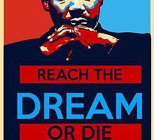 MLK: Reach The Dream by creativenergy