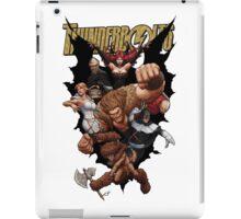 Thunderbolts Medieval iPad Case/Skin
