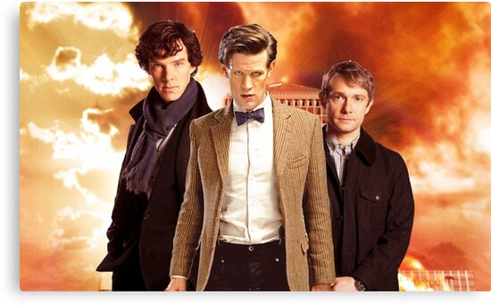 WhoLock Group by drawingdream