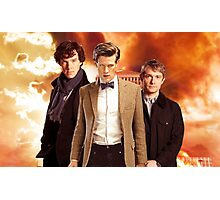 WhoLock Group Photographic Print