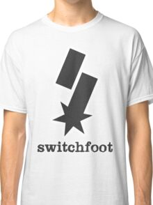 "Switchfoot ""S"" Logo (Gray) Classic T-Shirt"