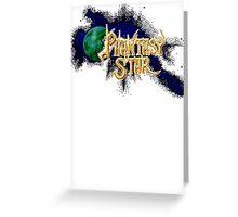 Phantasy Of The Stars Greeting Card