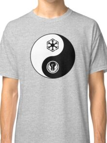 Ying and Yang, The Republic and the Empire Classic T-Shirt