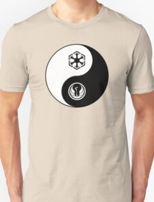 Ying and Yang, The Republic and the Empire T-Shirt