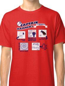 Captain Hammer's Appreciation Society Classic T-Shirt