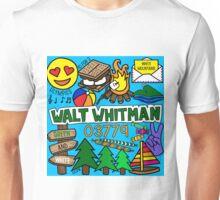 Walt Whitman Unisex T-Shirt