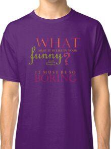 Funny Little Brains Classic T-Shirt