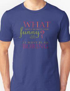 Funny Little Brains Unisex T-Shirt