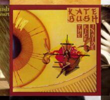 Kate Bush Album Compilation Sticker