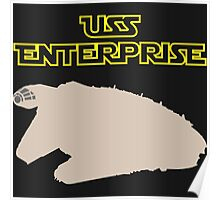 USS Enterprise Poster